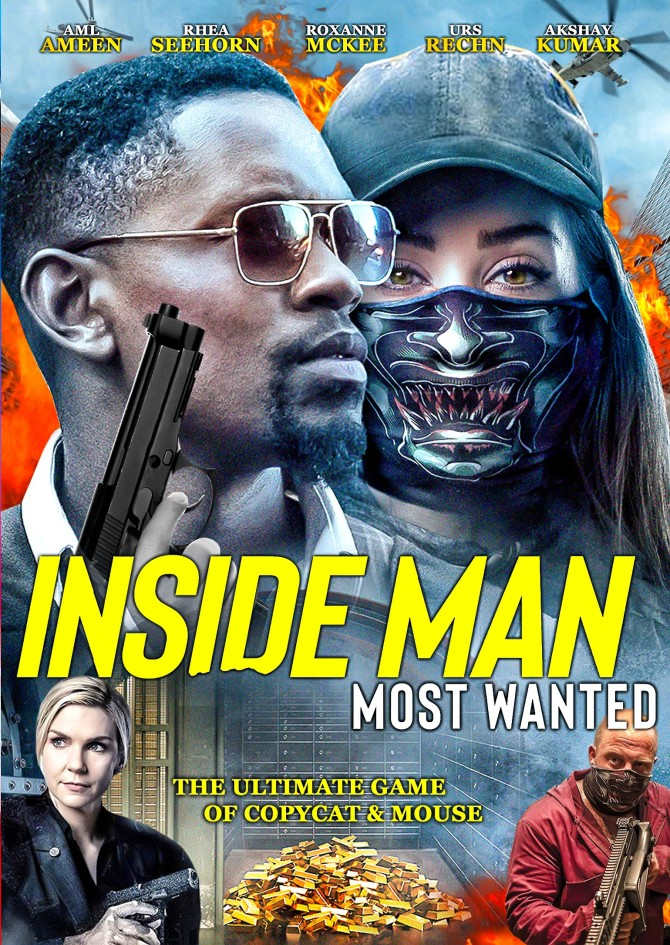 Inside Man - Most Wanted (2019)
