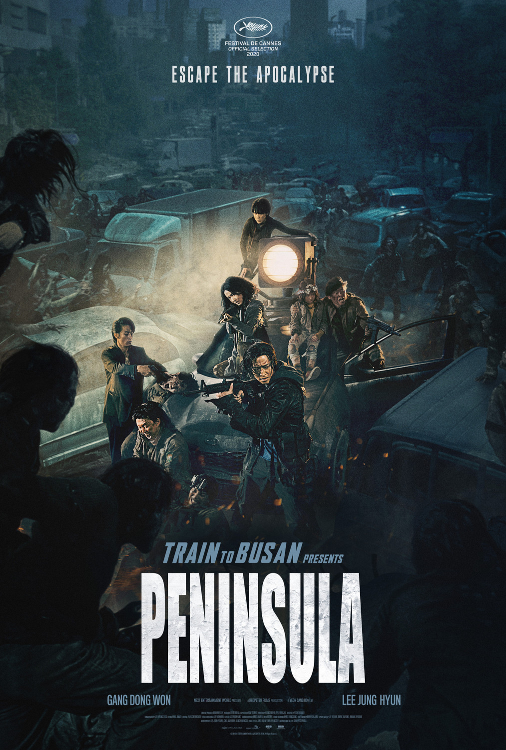 Train to Busan 2 - Peninsula.2020