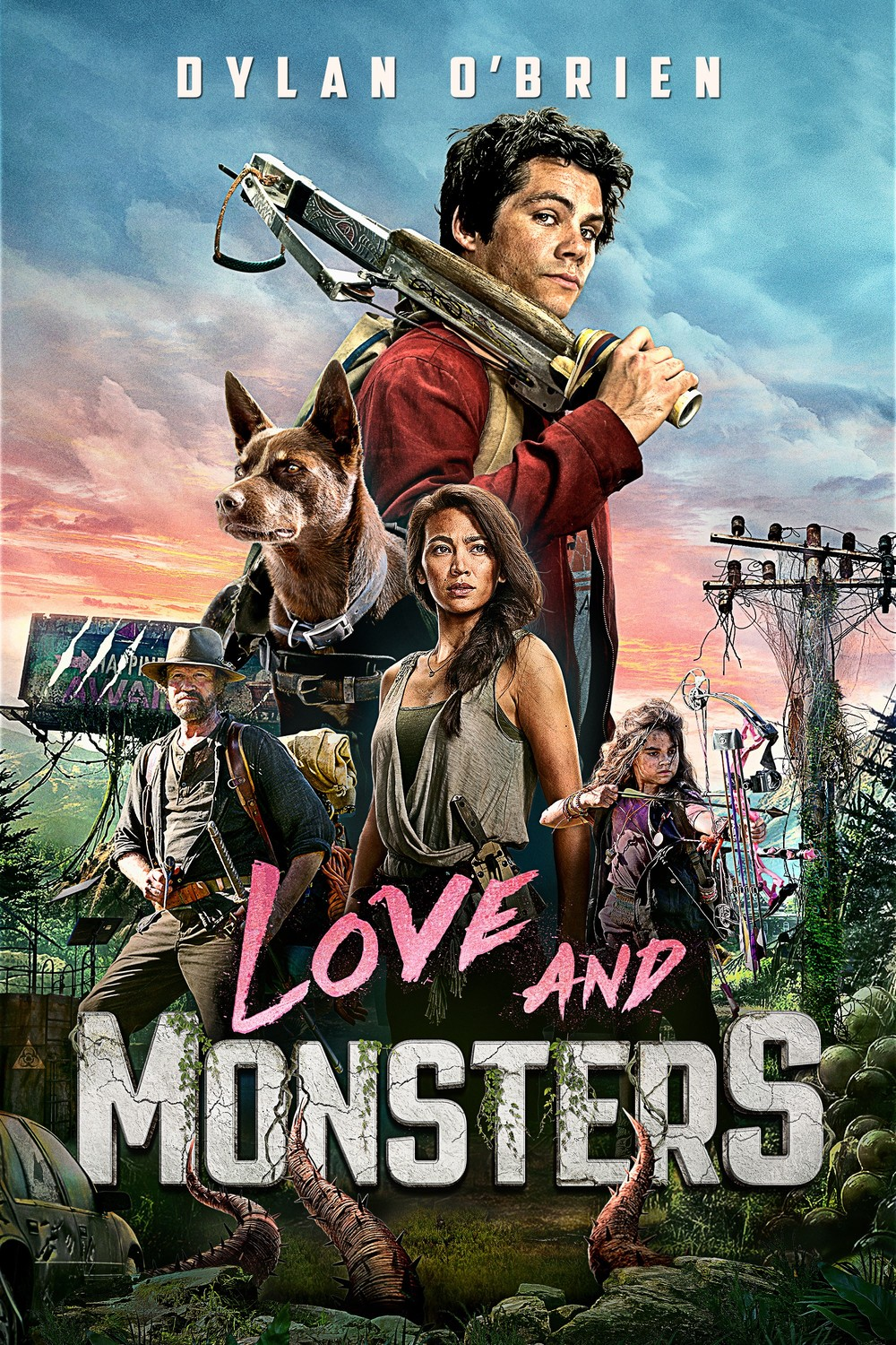 Monster Problems (Love and Monsters).2020